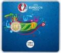 2 евро 2016 Франция, Чемпионат Европы по футболу, блистер