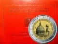 2 евро 2016 Ватикан, 200 лет Жандармерии
