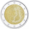 2 euro 2017 Finland. 100 years of independence