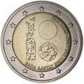 2 euro 2018 Estonia, 100 years to the Republic of Estonia
