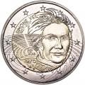 2 евро 2018 Франция, Симона Вейль