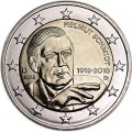 2 euro 2018 Germany Helmut Schmidt, mint mark D