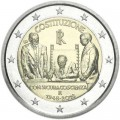 2 euro 2018 Italy, 70 years of the Constitution