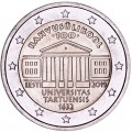 2 euro 2019 Estonia, University of Tartu