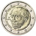 2 euro 2019 Greece, Andreas Kalvos