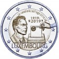 2 euro 2019 Luxembourg, Suffrage