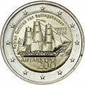2 euro 2020 Estonia, 200 years of the discovery of Antarctica