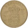 2 кроны 1947 Дания