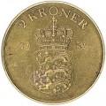 2 кроны 1952 Дания