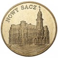 "2 zloty 2006 Poland Nowy Sacz, series ""Cities"""