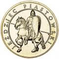 2 злотых 2006 Польша Пястовский Всадник (Jezdiec piastowski)