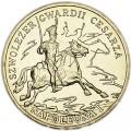 2 злотых 2010 Польша Кавалерист гвардии Наполеона I (Szwolezer Gwardii Cesarza Napoleona I)