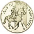 2 злотых 2011 Польша Польская кавалерия: Улан Второй Республики (Ulan II Rzeczypospolitej)