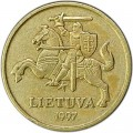 20 cents 1997 Lithuania