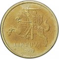 20 cents 1998 Lithuania