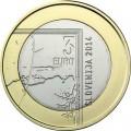 3 евро 2014 Словения, Янез Пухар