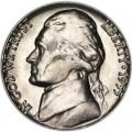 5 центов 1955 США, D