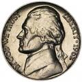 5 центов 1962 США, P