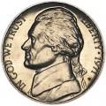 5 центов 1971 США, D