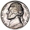 5 центов 1973 США, D