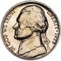5 центов 1973 США, P