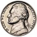 5 центов 1979 США, D