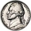 5 центов 1985 США, P