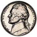 5 центов 1987 США, P