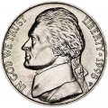 5 cents (Nickel) 1998 USA, P