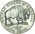 5 cents 2005 USA Buffalo, Westward Journey Series, mint mark P