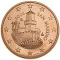 5 центов 2006 Сан-Марино, UNC
