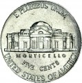 5 cents 2006  USA return to Mounticello, Westward Journey Series, mint mark D