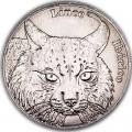 5 евро 2016 Португалия, Иберийская рысь