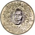 5 евро 2017 Сан-Марино, Марко Симончелли