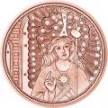 5 евро 2018 Австрия, Архангел Рафаил