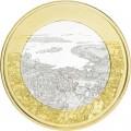 5 евро 2018 Финляндия, Приморский Хельсинки