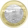 5 евро 2018 Финляндия, Национальный парк Коли