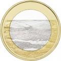 5 евро 2018 Финляндия, Палластунтури