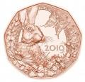 5 евро 2019 Австрия, Весеннее пробуждение