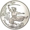 5 гривен 2011 Украина Гопак