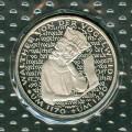 5 марок 1980 Германия, Вальтер фон дер Фогельвейде, proof