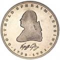 5 марок 1981 Германия, Готхольд Эфраим Лессинг