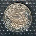 5 марок 1983 Германия, Мартин Лютер, proof