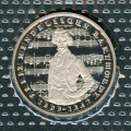 5 mark 1984 Deutschland Felix Mendelssohn Proof