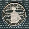 5 марок 1984 Германия, Феликс Мендельсон, proof