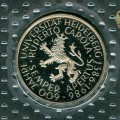 5 marks 1986 Germany 600 years to Heidelberg University, proof