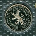 5 марок 1986 Германия, 600 лет Гейдельбергскому университету, proof
