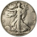 Half Dollar 1940-47 USA Walking Liberty