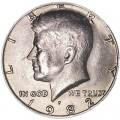 50 центов 1982 США Кеннеди двор P