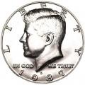 50 центов 1987 США Кеннеди двор D